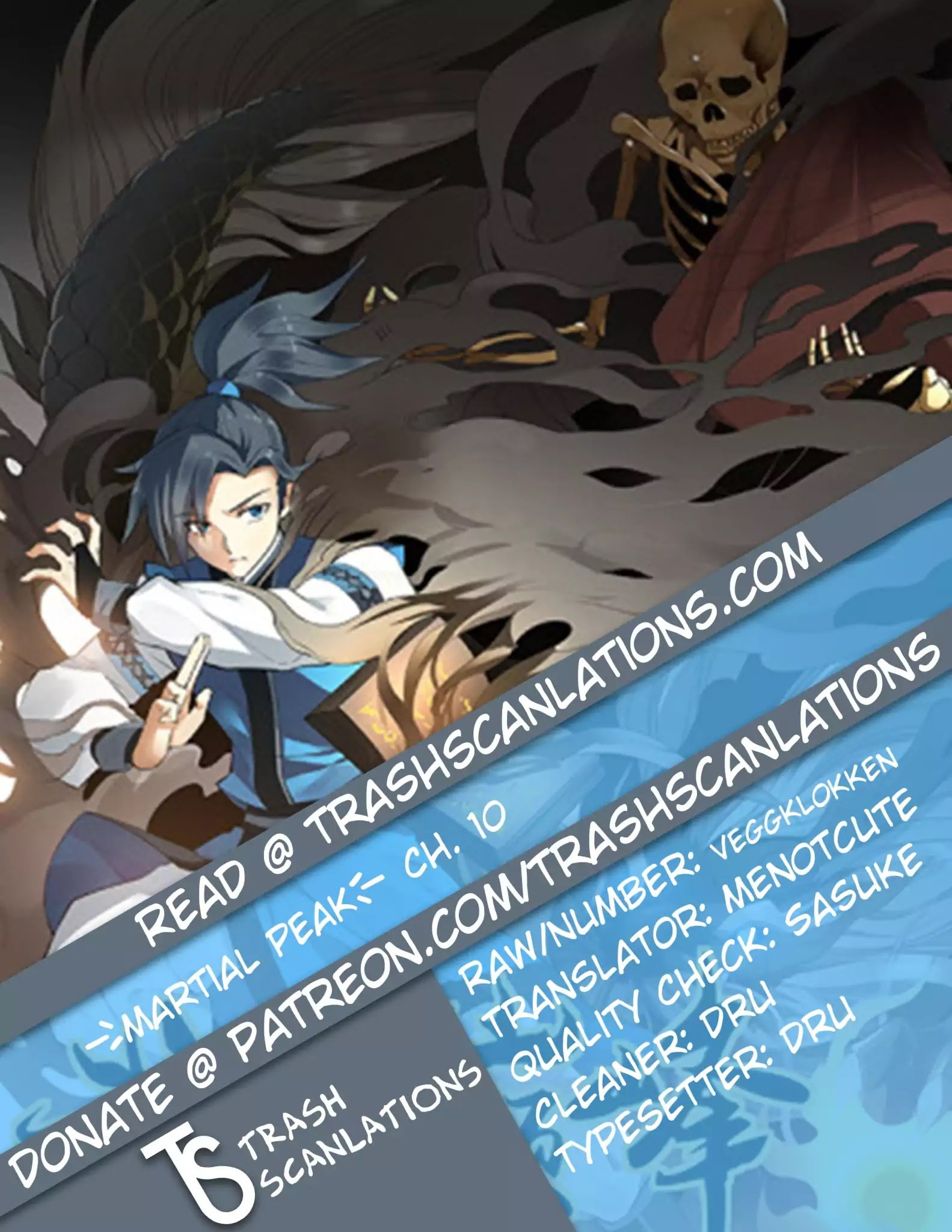 Martial Peak - chapter 10-eng-li