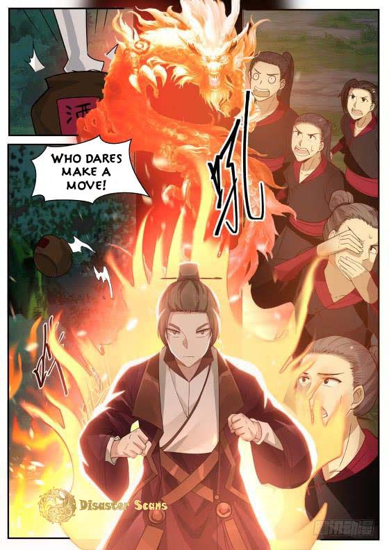 Martial Peak - chapter 286-eng-li