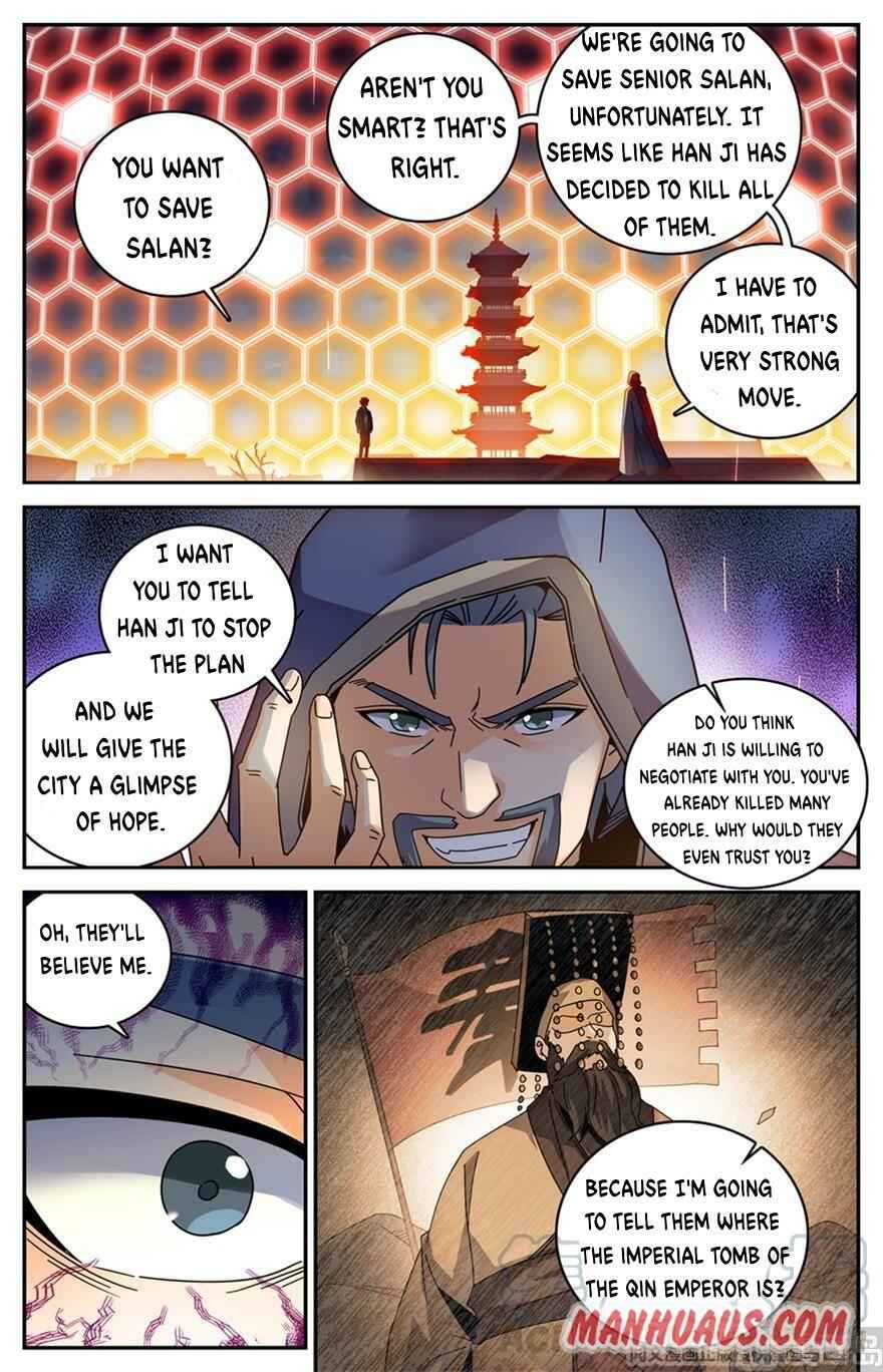 Versatile Mage - chapter 429-eng-li