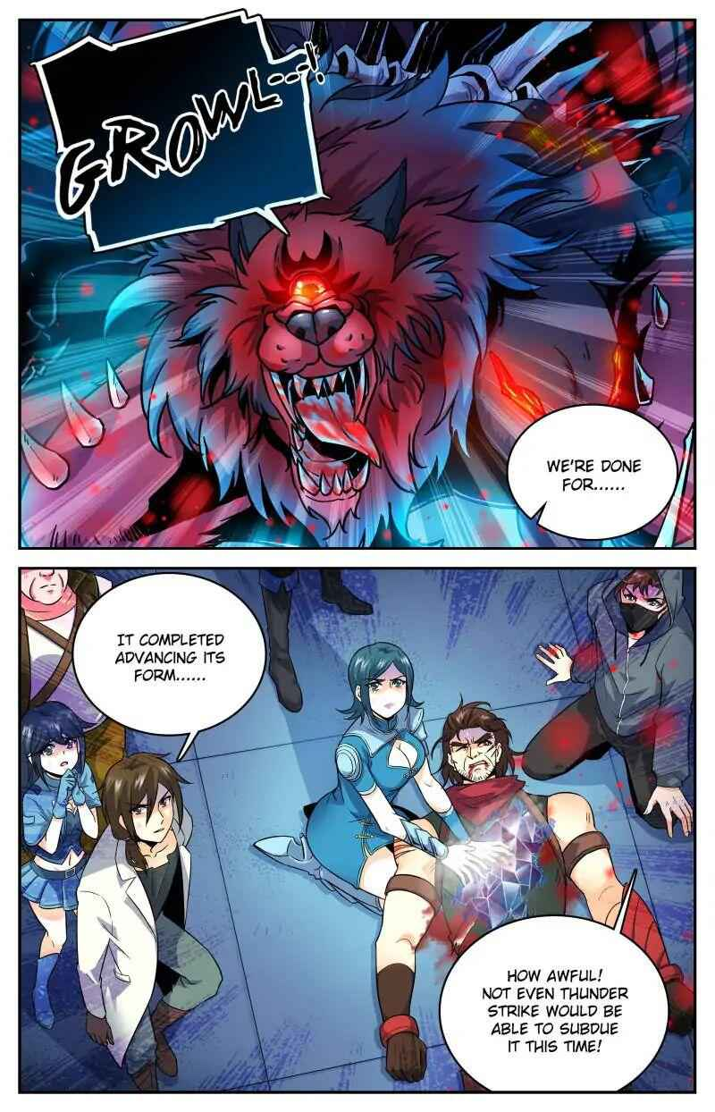 Versatile Mage - chapter 43-eng-li